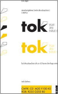 TOK - Film an neue Orte (german only)